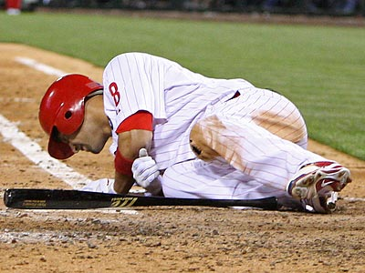 Shane Victorino is likely to rejoin the Phillies this weekend in Pittsburgh. (Steven M. Falk/Staff file photo)
