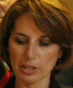 Assemblywoman Pam Lampitt