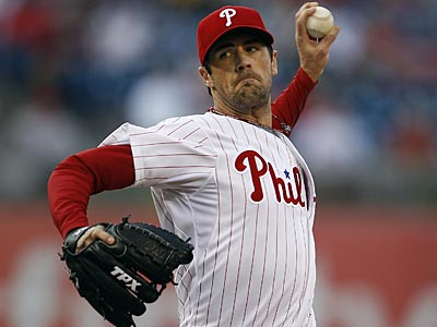 In his free-agent season, Cole Hamels is 7-1 with a 2.17 ERA for the Phillies. (David Maialetti/Staff file photo)