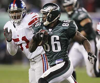 Will Reggie Brown have a place with the Eagles in 2009? (AP / File photo)