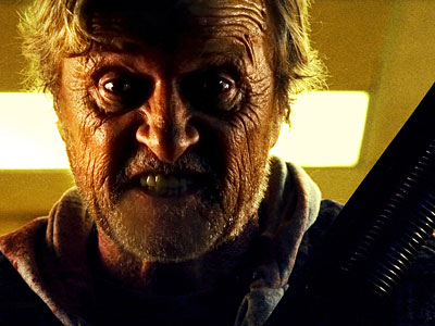 "Rutger Hauer stars in ""Hobo with a Shotgun."" (Karim Hussain / Magnet Releasing)"