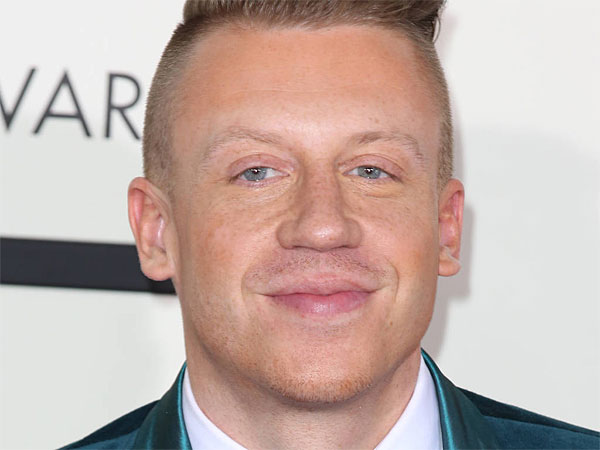 Macklemore at the 2014 Grammy Awards held at The Staples Center in Los Angeles. (FayesVision/WENN.com)