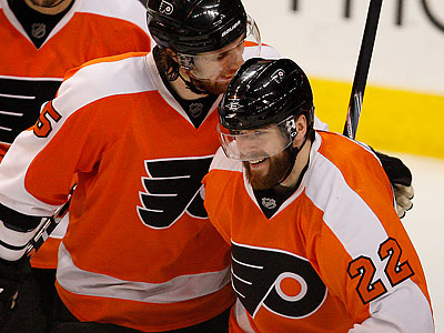 Flyers Find Unlikely Playoff Heroes