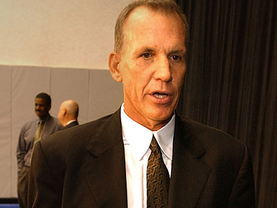 The Sixers have agreed to terms with Doug Collins as the new head coach. Lawrence Jackson/AP file photo)