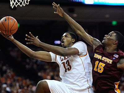 Tristan Thompson (left) could be a player the Sixers are targeting in the NBA Draft. (Michael Thomas/AP)