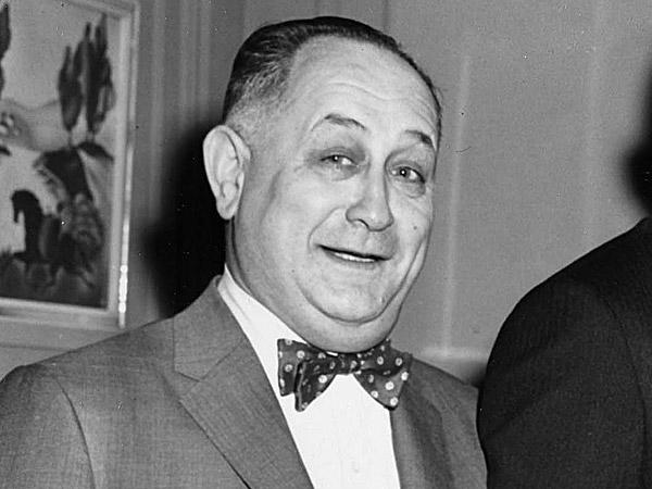 Eddie Gottlieb. (AP file photo)