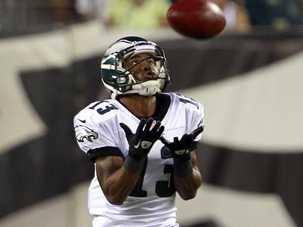 Eagles wide receiver Damaris Johnson. (Yong Kim/Staff file photo)