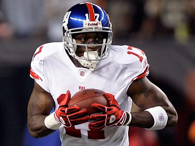 Plaxico Burress hasn´t played in the NFL since the 2008 season. (Mark Duncan/AP)