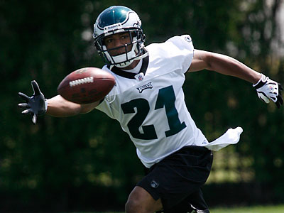Joselio Hanson could be on the bubble to make the Eagles´ final 53-man roster. (Alejandro A. Alvarez/Staff file photo)