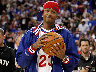 Allen Iverson, 37, last played in the NBA in 2009-10, in his second stint with the Sixers. (Yong Kim/Staff Photographer)