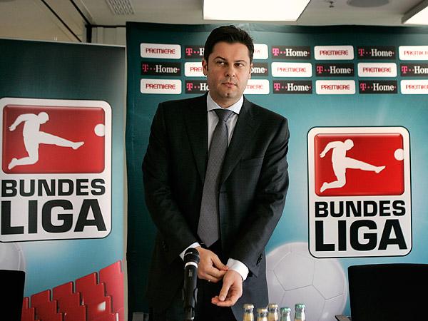 Bundesliga CEO Christian Seifert. (Michael Probst/AP file photo)