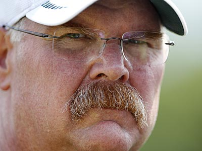 What does Andy Reid´s departure mean for Andy Reid? (David Maialetti/Staff Photographer)