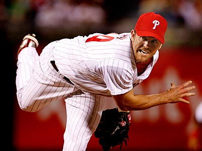 Brad Lidge could return from the disabled list (Ron Cortes / Staff Photographer)