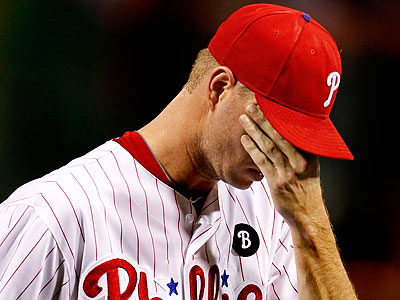 Ryan Madson was placed on the disabled list, retroactive to June 19. (Ron Cortes/Staff Photographer)