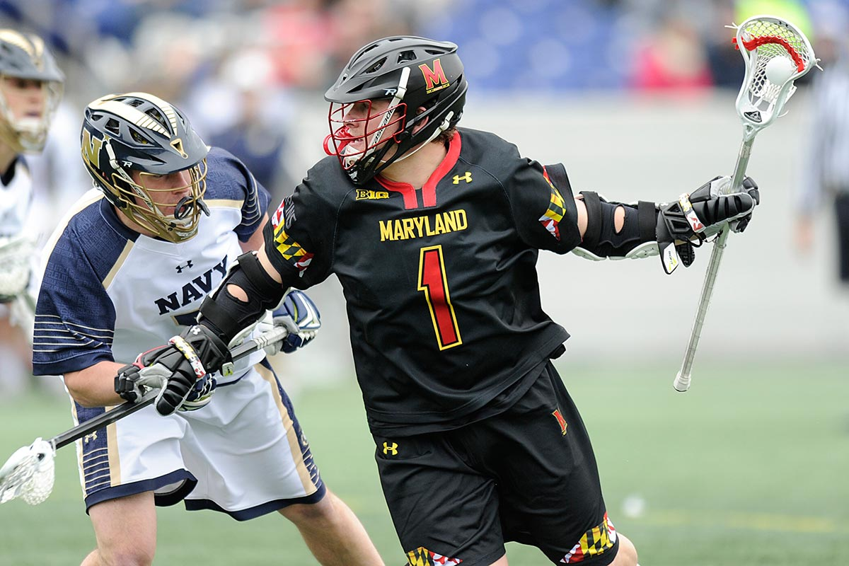 Maryland lacrosse star Matt Rambo.