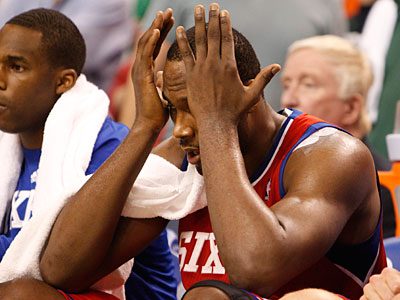 The Sixers signed Elton Brand to a five-year, $79 million deal on July 9, 2008. (Ron Cortes/Staff Photographer)