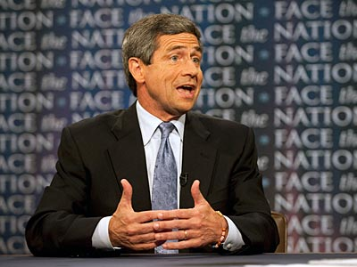 "Rep. Joe Sestak, D-Pa., appears on CBS´s ""Face the Nation"" in Washington on Sunday. (AP Photo/CBS Face the Nation, Chris Usher)"