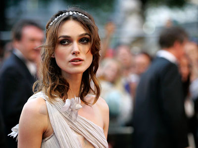 Keira Knightley found the man of her dreams. (AP Photo)