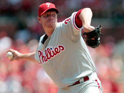 Roy Halladay received a second opinion on his shoulder from the Mets´ team doctor. (Jeff Roberson/AP)