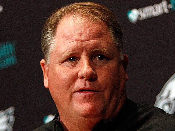 Philadelphia Eagles head coach Chip Kelly. (David Maialetti/Staff Photographer)