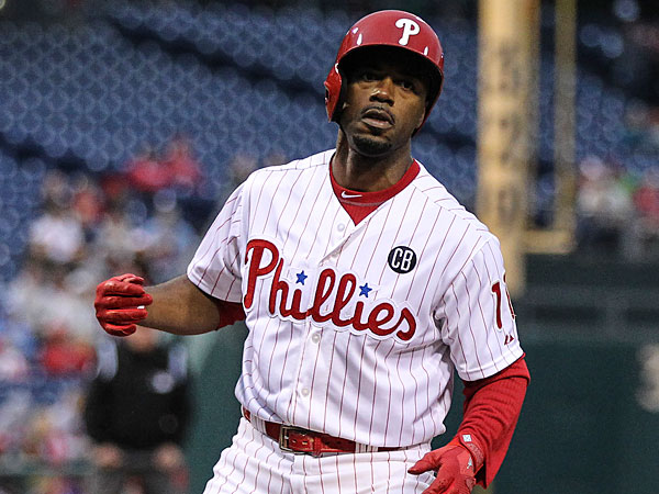 Jimmy Rollins. (Steven M. Falk/Staff Photographer)
