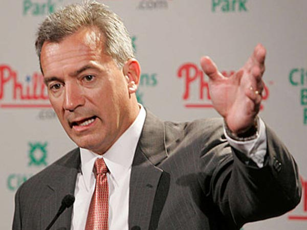 Phillies scouting director Marti Wolever. (Jerry Lodriguss/Staff file photo)