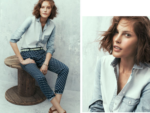Madewell, the hip, younger sister of parent company J.Crew, is beloved for its denim options.