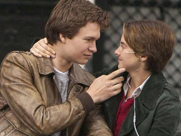 "Shailene Woodley and Ansel Elgort star in ""The Fault in Our Stars"". (Twentieth Century Fox)"