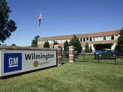 General Motors will close its plant near Wilmington, Del., idling the region´s last 450 auto workers. (Michael Wirtz / Staff Photographer)