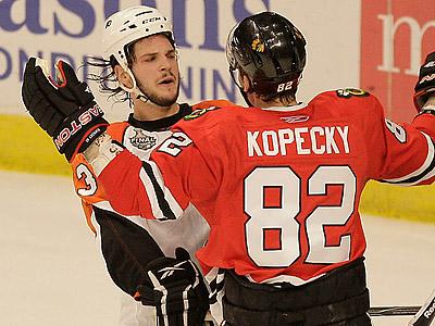Flyers Learn Blackhawks Aren't Giving Games Away | Philadelphia Inquirer | 06/01/2010
