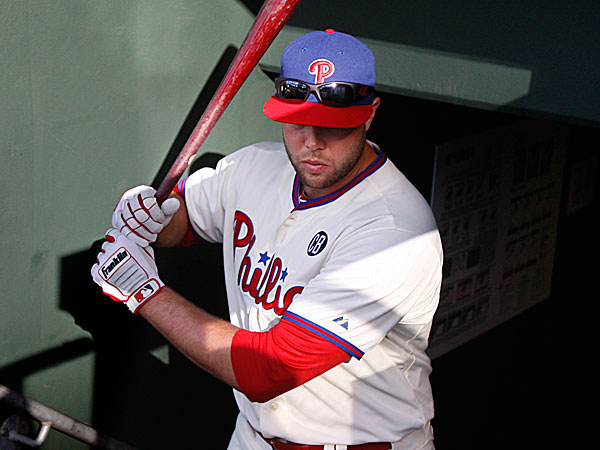 The Phillies´ Darin Ruf. (Ron Cortes/Staff Photographer)
