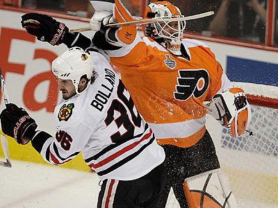 Flyers Win In OT!