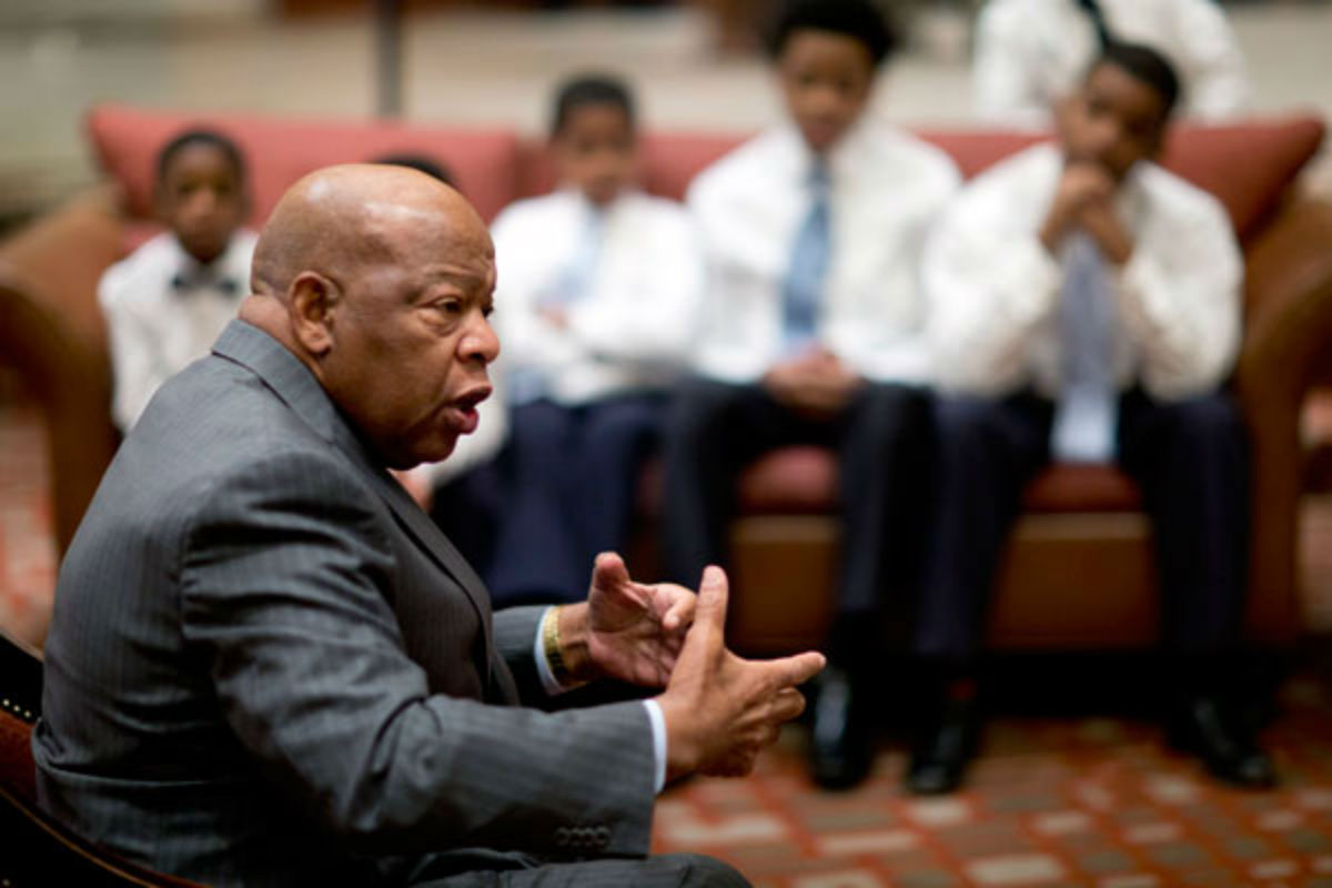 Rep John Lewis Named Recipient Of 2016 Liberty Medal Philly