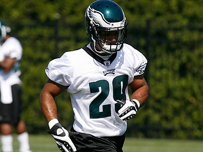 Nate Allen will be the starter at safety entering training, Andy Reid said. (Alejandro A. Alvarez/Staff file photo)