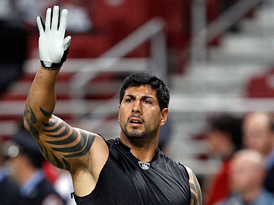 Jason Babin. (Yong Kim/Staff file photo)