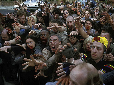 Unless somebody starts giving away brains, the Zombie Apocalypse isn´t likely to happen soon, according to the Centers for Disease Control.