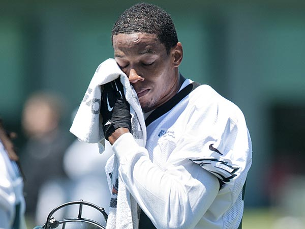 Philadelphia Eagles cornerback Cary Williams. (Clem Murray/Staff Photographer)