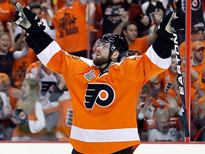 Flyers Have Look Of A Champion