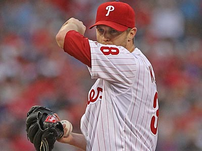 Kyle Kendrick starts for the Phillies Tuesday against the Twins. (Michael Bryant/Staff Photographer)