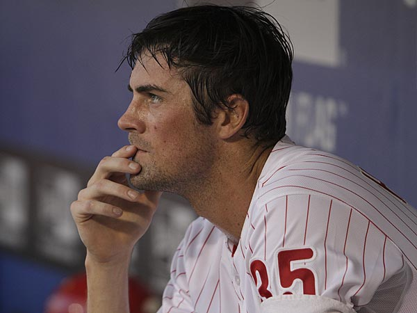 Phillies starting pitcher Cole Hamels. (Steven M. Falk/Staff file photo)
