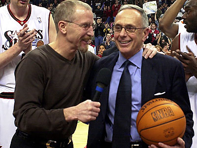 Former 76ers president Pat Croce says he´s optimistic about the potential sale of the team to new owners. (Jerry Lodriguss/Staff file photo)