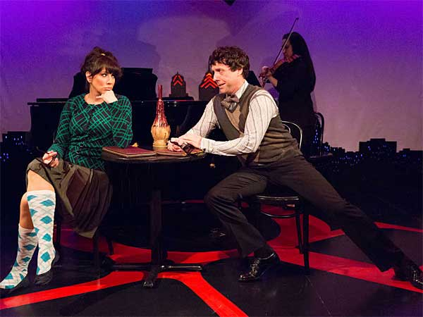 "Lyn Philistine, Christopher Sutton in ""I Love You, You´re Perfect, Now Change."" (Mark Garvin)"