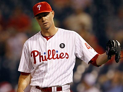 Phillies closer Ryan Madson blew his first save opportunity of the season on Thursday night. (Yong Kim/Staff Photographer)