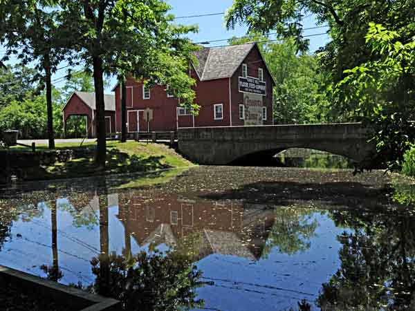 Medford, NJ on June 5, 3013. Here, Kirby´s Mill on Church Road.( APRIL SAUL / Staff )