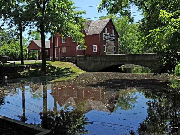 Medford, NJ on June 5, 3013. Here, Kirby´s Mill on Church Road.( APRIL SAUL / Staff )