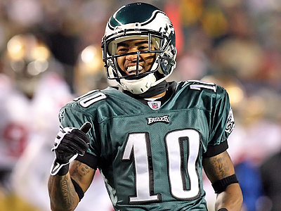 Eagles wide receiver DeSean Jackson turns 24 in December. (Steven M. Falk / Staff Photographer)