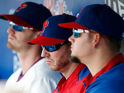 How will the Phillies´ rotation adjust to Roy Halladay´s injury?  (David Maialetti/Staff Photographer)
