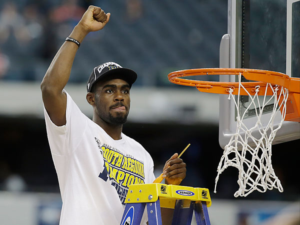 Tim Hardaway Jr. helped Michigan reach the national championship game this past season. (Morry Gash/AP file photo)