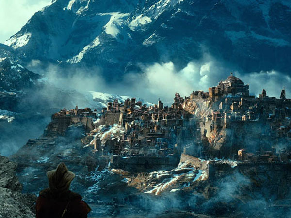 "A scene from New Line Cinema's and MGM´s fantasy adventure ""THE HOBBIT: THE DESOLATION OF SMAUG,"" a Warner Bros. Pictures release."