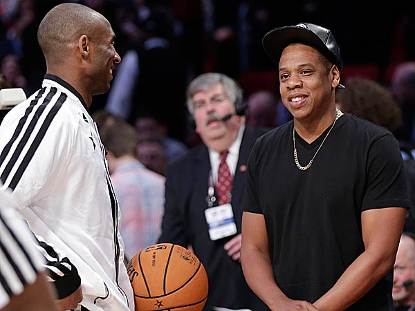 As a hip-hop music and business mogul, Jay-Z has a leg up that those super agents didn´t start with. (Eric Gay/AP)